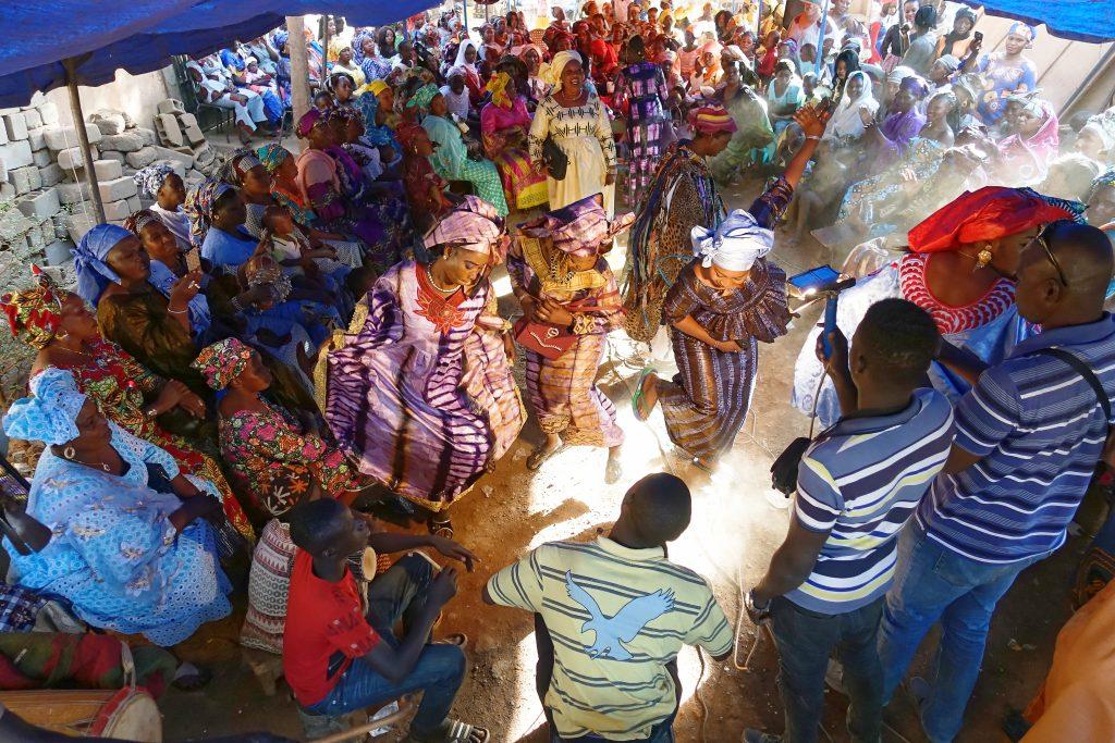 Hochzeit in Maraka / Mali